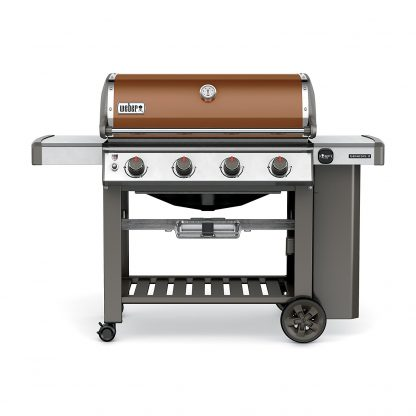 Weber Genesis II E-410 Natural Gas Grill