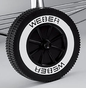 "Weber # 65930 6"" Replacement Wheel For Charcoal Grills"