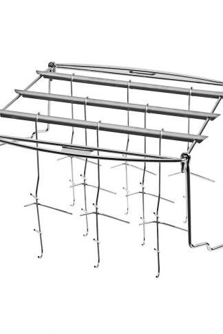 Weber 7472 Expandable Smoking Rack, 18-Inch