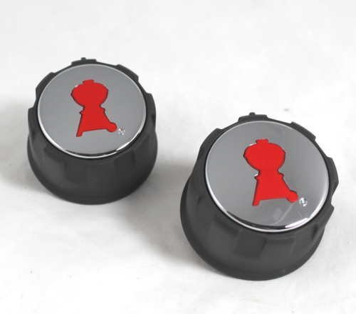 Weber Spirit 200 Replacement Gas Control Knobs 69892
