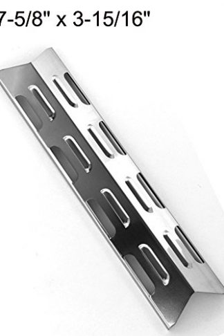 BOND GSS2520JA, Presidents Choice GSS3220JS, GSS3220JSN, BroilChef 06695002, 06695007 Stainless Steel Heat Shield