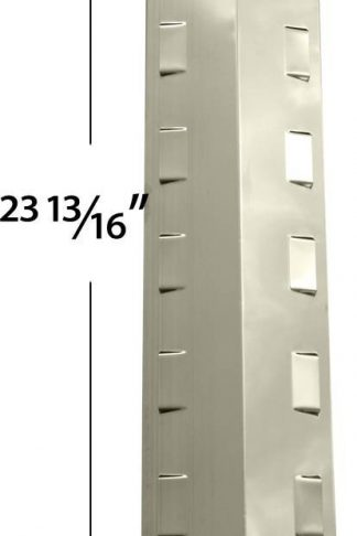 Bar.b.q.s 98401 Stainless Steel Heat Plate, Burner Cover, Vaporizor Bar, and Flavorizer Bar Replacement for Select Gas Grill Models by Charbroil,Kenmore and Others
