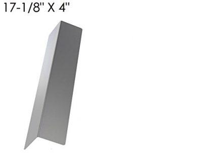 Perfect Flame E3520-LPG, E3520-NG, PFHP3, SP94A-O, Presidents Choice 09011010PC, 09011042PC, 09011044PC & BBQTEK GSC3219TA, GSC3219TN Stainless Steel Heat Shield