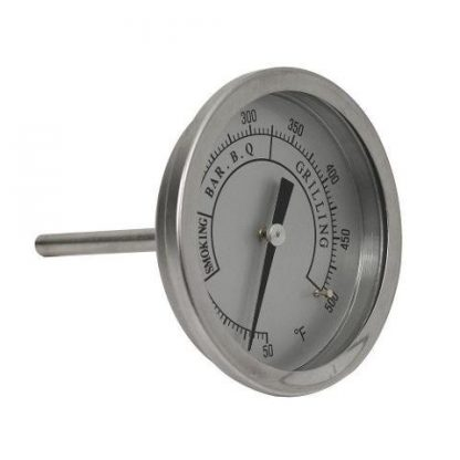Replacement Bbq Grill Lid Premium Thermometer/Temp Gauge for Aussie, BHG, Bbq Grillware, Brinkmann, Uniflame and other Grill Models