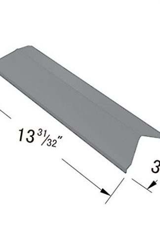 SSS3416TB - Stainless Steel Heat Plate for BBQTEK, BOND and Presidents Choice