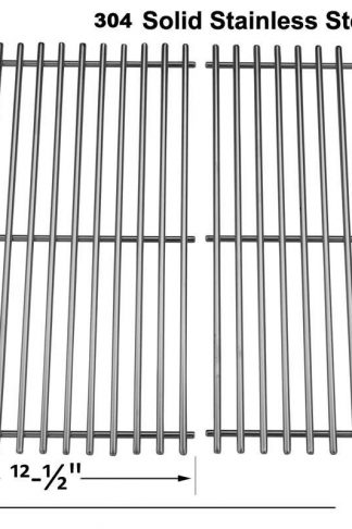 Brinkmann 6345, Bakers & Chefs ST1017-012939, ST1017-012939, Charbroil and Charmglow Grills Stainless Cooking Grid, Set of 2
