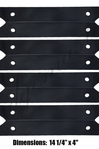 Edgemaster Porcelain Steel Heat Plate Replacement for Select Gas Grill Models by Brinkmann, Charmglow and Others.