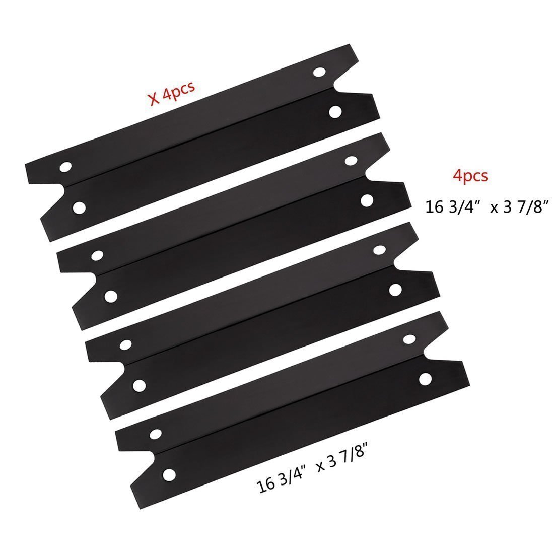 PPG311 BBQ Gas Grill Heat Plate/Heat Shield Replacement 4 ...