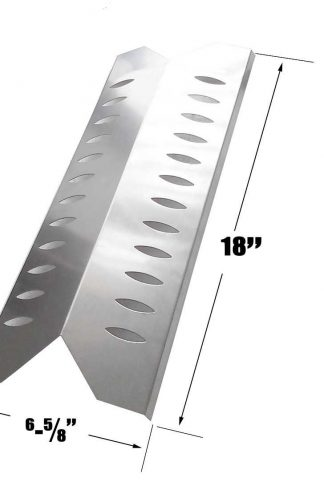Fiesta BP26040, Fiesta BP26040-bl423 Stainless Heat Shield