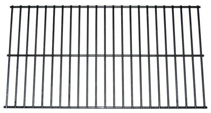 Music City Metals 91301 Steel Wire Rock Grate Replacement for Select Gas Grill Models by Amberlight, Charmglow and Others