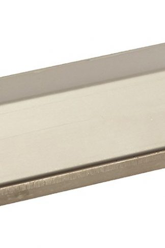 Music City Metals 93271 Stainless Steel Heat Plate Replacement for Select Gas Grill Models by Grand Cafe, Grill Chef and Others