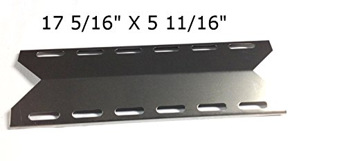 Stainless Steel Replacement Heat Plate For Charmglow, Jenn-Air, Nexgrill, Perfect Flame, Perfect Glo, Sams and Member's Mark Gas Models