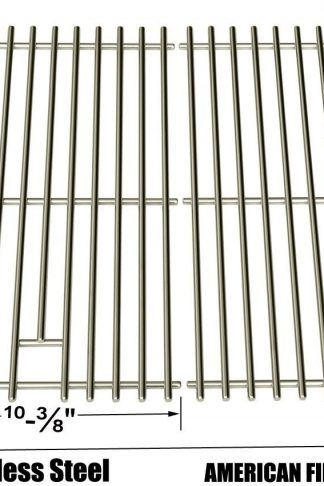Backyard Classic GR3055-014684, BGB390SNP, Members Mark GR3055-14684 Stainless Steel Cooking Grid, Set of 2