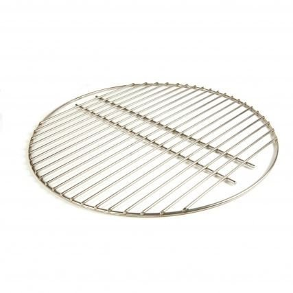 "Big Green Egg Grill & Smoker Stainless Steel Replacement Grids for Mini, Small, Medium, Large & X-Large Grills - Authentic Big Green Accessories! (X-Large 24"")"