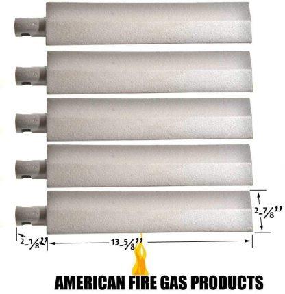 Cal Flame, Beefeater, Flex Fire FLX3, FLX4R, FLX4RN, FLX5, FLX5R, Steele (All Modells) (5-PK) Cast Iron Burner