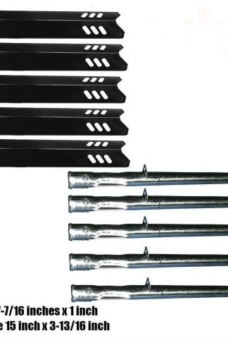 Gas Grill Model Backyard BY13-101-001-13 Replacemen​t kit Burner&Heat Plate