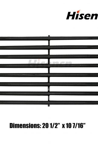 Hisencn Porcelain Steel Wire Cooking Grid Grates Replacement for Select DCS 24, 36, 36 series And Other DCS Gas Grill Models