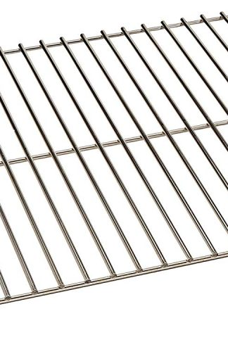Music City Metals 40301 Chrome Steel Wire Cooking Grid Replacement for Select Gas Grill Models by Arkla, Charmglow and Others