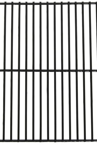 Music City Metals 51402 Porcelain Steel Wire Cooking Grid Replacement for Select Gas Grill Models by Arkla, Charmglow and Others, Set of 2