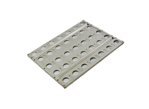 Music City Metals 92541 Stainless Steel Heat Plate Replacement for Select Alfresco Gas Grill Models