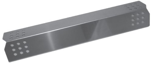 Music City Metals 97451 Stainless Steel Heat Plate Replacement for Gas Grill Model Kitchen Aid 720-0745