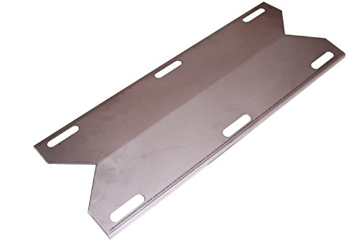 Stainless Steel Heat Plate for Charmglow, Nexgrill and Sterling Forge Grills