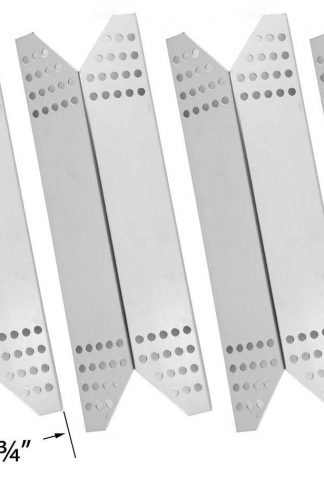 Stainless Steel Heat Plate for Sams 720-0691A, Kenmore 720-0773, Members Mark 720-0691A, 720-0778A, and NexGrill 720-0691A, 720-0744, 85-3225-6, 720-0778C (4-PK) Gas Grill Models