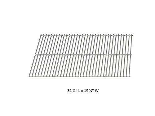 Turbo Replacement Stainless Steel Cooking Grate 2570 (Set of 4)