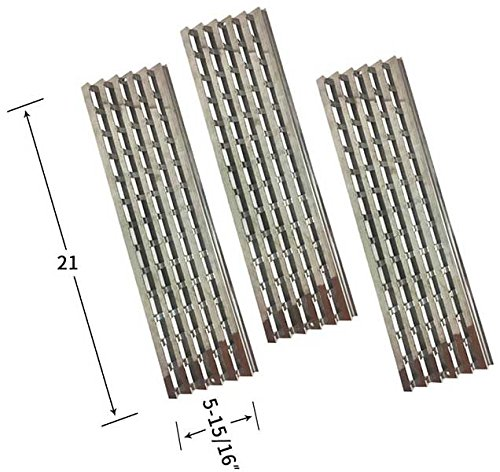 Viking VGBQ300T, VGBQ410-3RT/E, VGBQ410T, VGBQ412-2RT/E, VGBQ412T Heat Shield (3-Pack)
