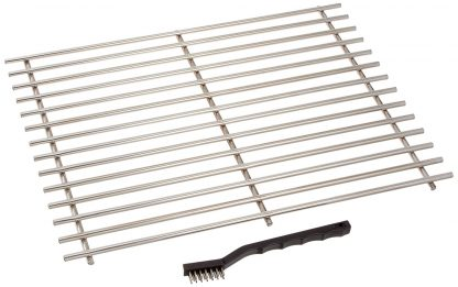 bbq factory Replacement Stainless Steel Heavy Duty Wire Cooking Grid JCX47S2 for Select DCS and Uniflame Gas Grill Models, Set of 2