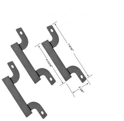 Crossover Burner For 810-1415-W , 810-1420-0 , 810-1420-1 , 810-1450-0, GR2034205-SC-00, GR2071001-MM-00, GR3055-014684, GR3055-14684 Gas Models, 3-Pack