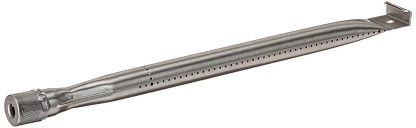 Music City Metals 19111 Stainless Steel Burner Replacement for Select Gas Grill Models by Grill Chef, IGS and Others