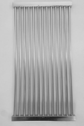 Music City Metals 56S43 Stainless Steel Tubes Cooking Grid Set Replacement for Select Gas Grill Models by BBQ Pro, IGS and Others