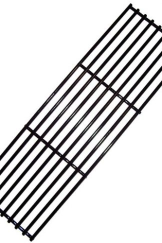 Music City Metals 59501 Porcelain Steel Wire Cooking Grid Replacement for Select Gas Grill Models by Charbroil, Kenmore and Others