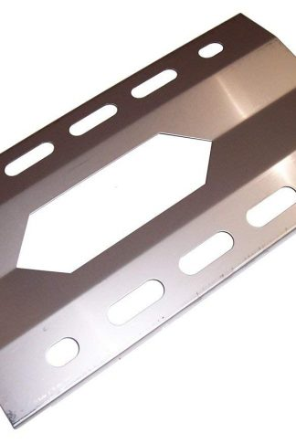 Music City Metals 91271 Stainless Steel Heat Plate Replacement for Select Gas Grill Models by Harris Teeter, Kirkland and Others