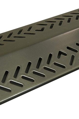 Music City Metals 94641 Porcelain Steel Heat Plate Replacement for Select Gas Grill Models by Broil-Mate, GrillPro and Others