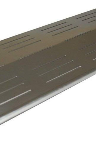 Music City Metals 97441 Stainless Steel Heat Plate Replacement for Select Gas Grill Models by Charbroil, Grand Cafe and Others