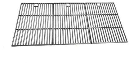 Brinkmann 810-2700-1, 810-2705-1, Pro Series 2720, 810-2720-0, 810-2720-1, Pro Series 4615, 810-4615-0 Cast Iron Cooking Grid, Cast Iron Cooking Grid, Set of 3