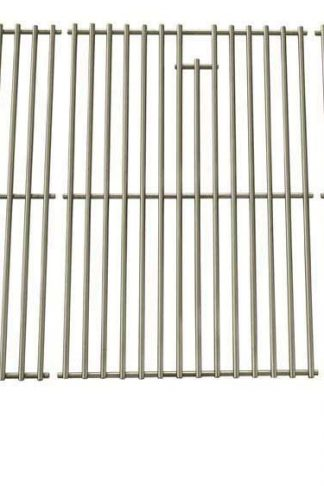 Grill Parts Zone Solid Stainless Cooking Grid for Jenn Air 720-0709, 720-0727, 730-0709, 720-0826, Y0660 Gas Models, Set of 3