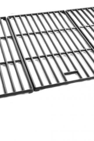 Backyard Classic BY13-101-001-12 & Kenmore 146.23679310, 640-05057371-6, 640-05057373-6 Cast Iron Cooking Grid, Set of 3