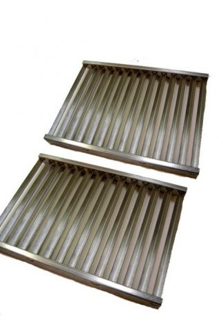 Tec Gas Grill Factory Replacement Cooking TWO Grates for Sterling II & Patio