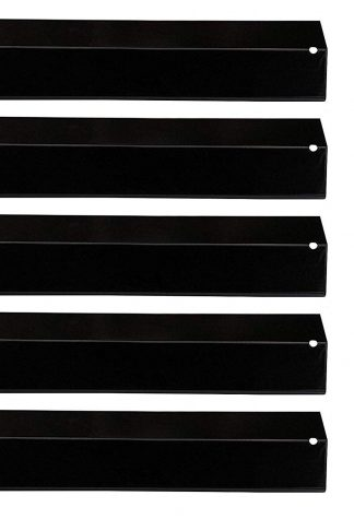 "BBQration 15 3/8"" Porcelain Steel Heat Plate for Aussie, Brinkmann, Uniflame, Charmglow, Grill King, Lowes Model Grills, hyJ231A (5-Pack)"