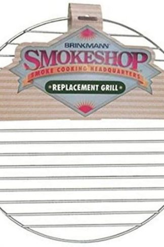 "Brinkmann Smokeshop Replacement 15.5"" Crome Grill"
