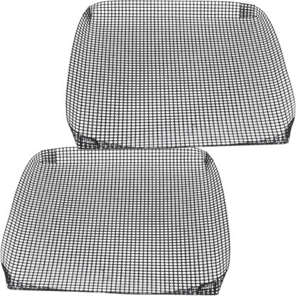 Exultimate Non-Stick Grilling Basket Reusable BBQ Grill Mesh, Set of 2