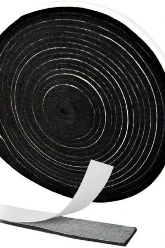 onlyfire BBQ High Heat Gasket Replacement with Adhesive Fits for BBQ Smoker
