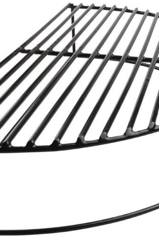 Mydracas BBQ Grill Expander Rack Warming Rack Smoking Rack Raised Grids,Porcelain Coated Stack Rack Upper Deck Charcoal Grill Grate Increase Grilling Surface (20 inch)