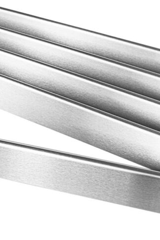 QuliMetal 7535 21.5 Inches Flavor Bars for Weber Spirit 200 Series E-200 S-200 E-210 S-210 with Side Control Knob, Genesis Silver A, Spirit 500 Gas Grills, Grill Parts for Weber 7534, 65902, 16 Gauge