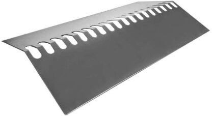 Quick BBQ Parts BBQ04103010 Grill Flame Tamer, Silver