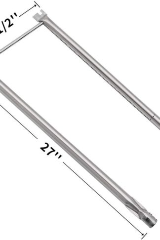 SHINESTAR 7507 Stainless Steel Burner Tubes Set for Weber Spirit 200, Genesis Silver A, Spirit 500