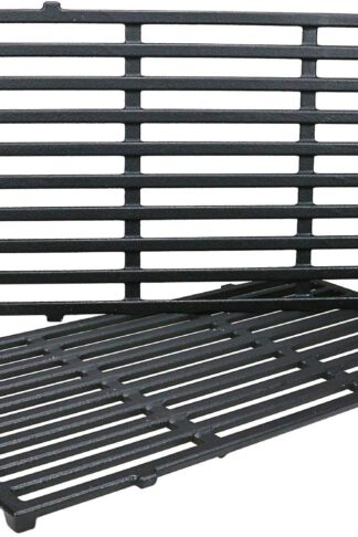 Uniflasy 7637 17.5 Inches Grill Cooking Grid Grates for Weber Spirit 200 Series, Spirit E-210, Spirit E-220, Spirit S-210, Spirit S-220 (2013-2016) Gas Grills with Front-Mounted Control Panels